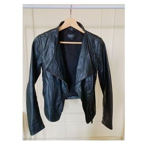 Mackage Pina Leather Jacket in XXS